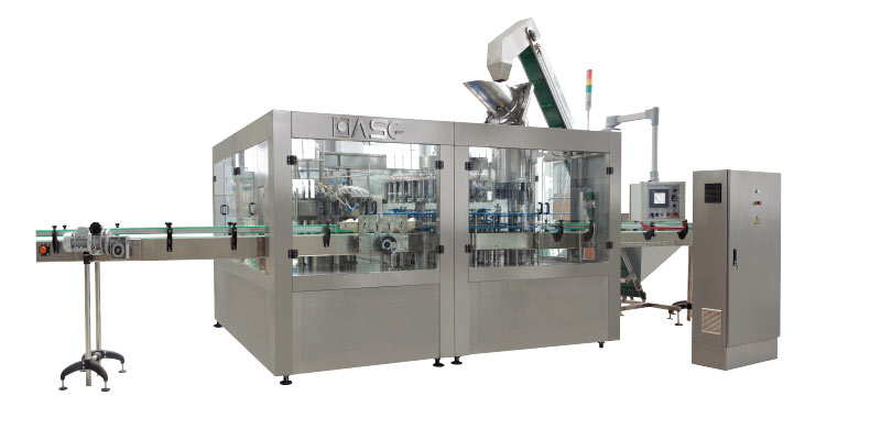 Glass bottle juice filling machine 00