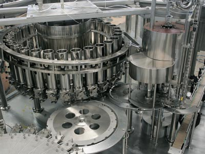 granule-juice-filling-machine